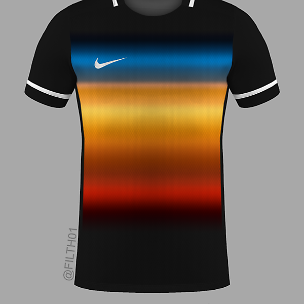 Nike Space (Inspired by NASA)