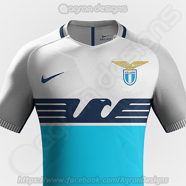 Nike Ss Lazio