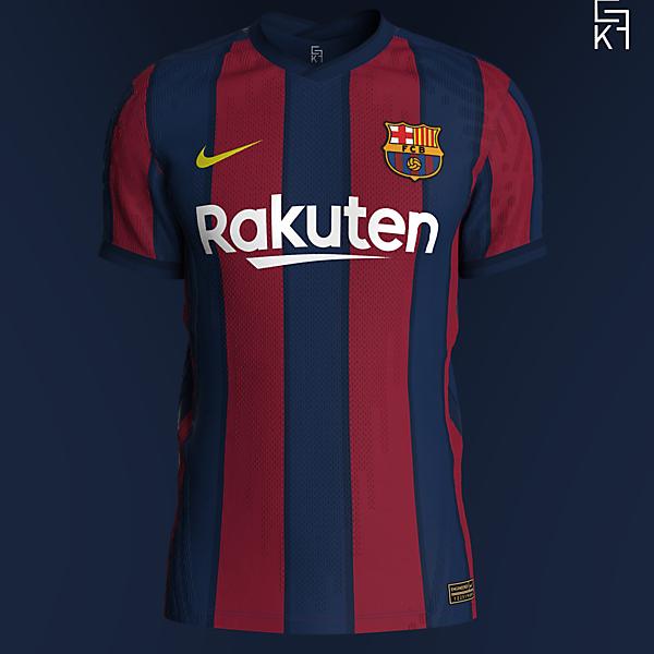Nike X Barcelona Concept Kit