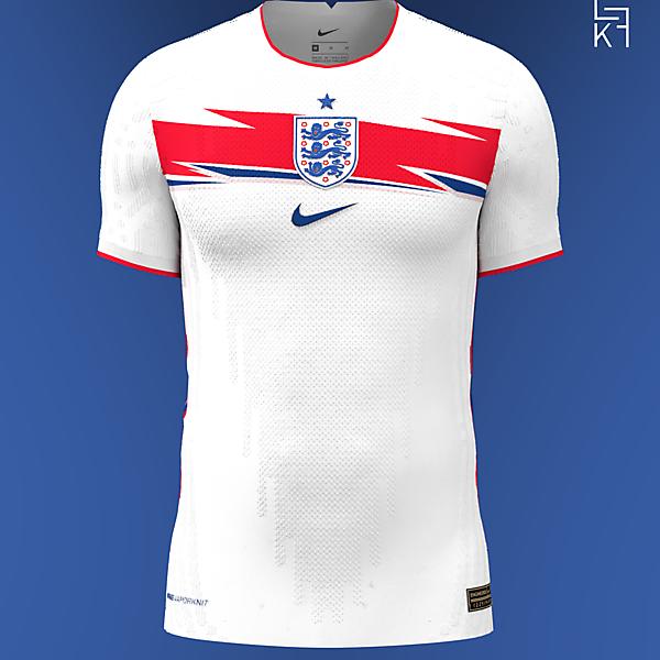 Nike X England Concept Kit