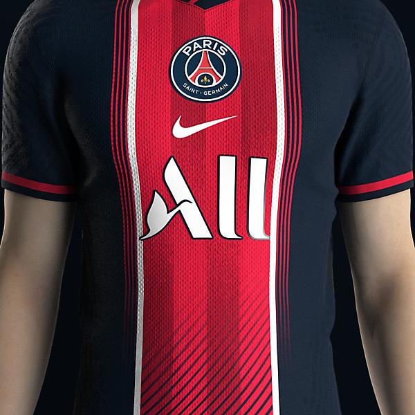 Nike X PSG Concept Kit