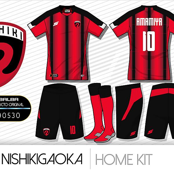 Nishikigaoka Home kit