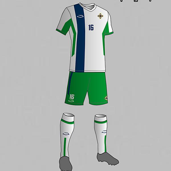 Northern Ireland National Team Third Kit 2016