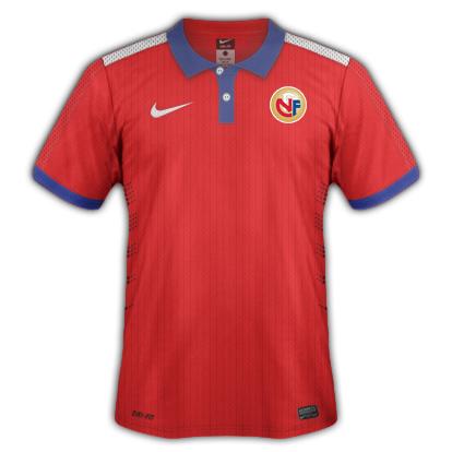 Norway national team fantasy kit