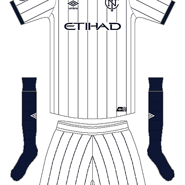 NY City FC - Umbro Third Kit