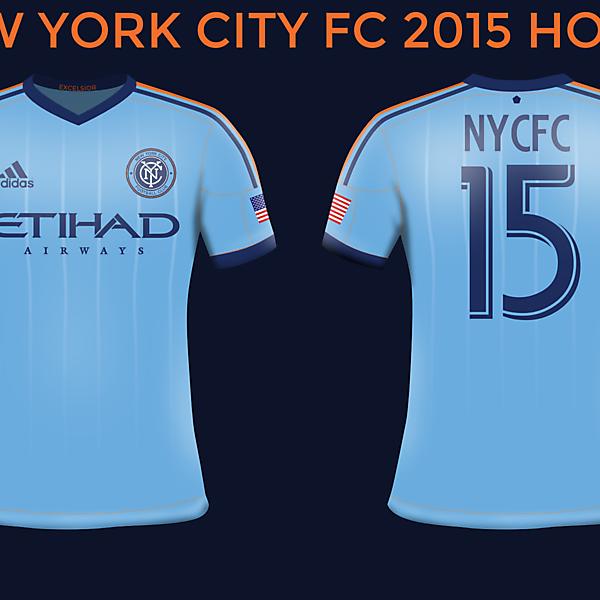 NYCFC Home