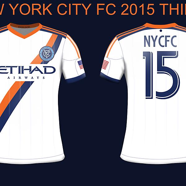 NYCFC Third