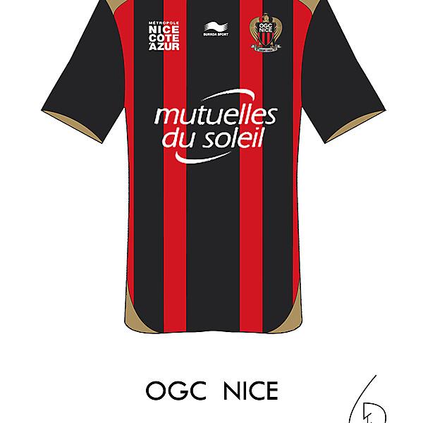 OGC Nice Fantasy Kit