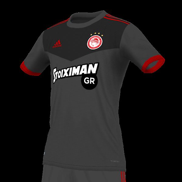 Olympiacos FC - Away kit