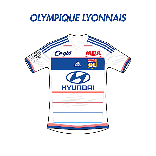Olympique Lyonnais Home