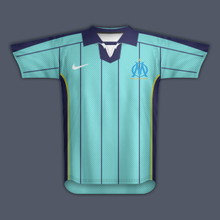 olympique marseille Nike Home
