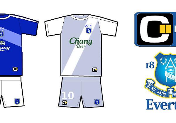 Everton FC Opium Eleven Wear (c)