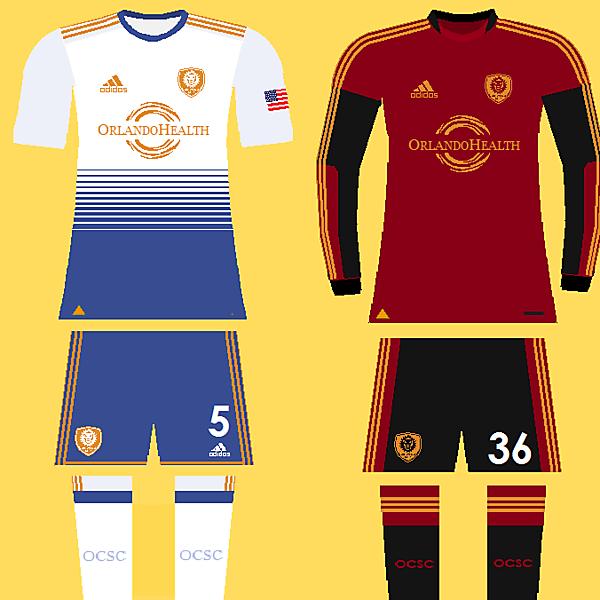 Orlando City concept kit 2