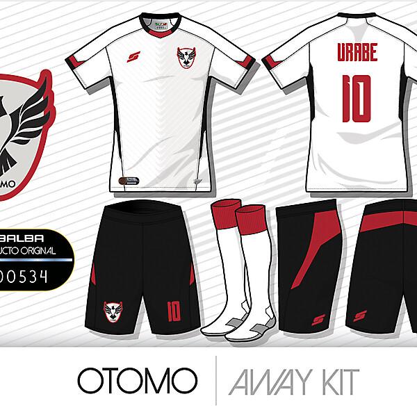 Otomo Away kit