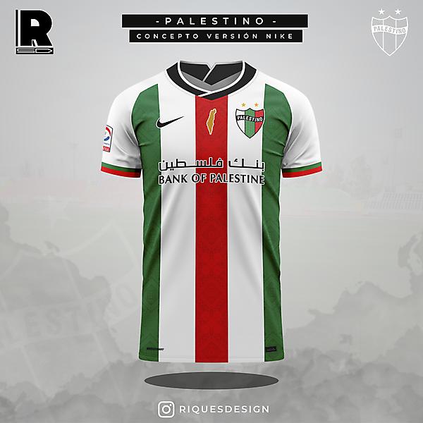 Palestino - Concepto Nike Local