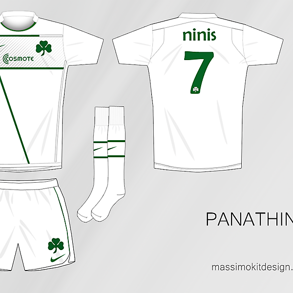 Panathinaikos Away