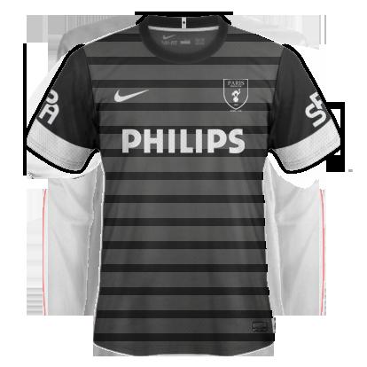 Paris Metropolitain Football Club Third_1