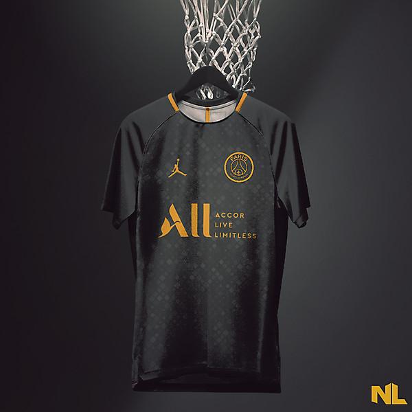 Paris Saint-Germain - Third Kit 2020/21