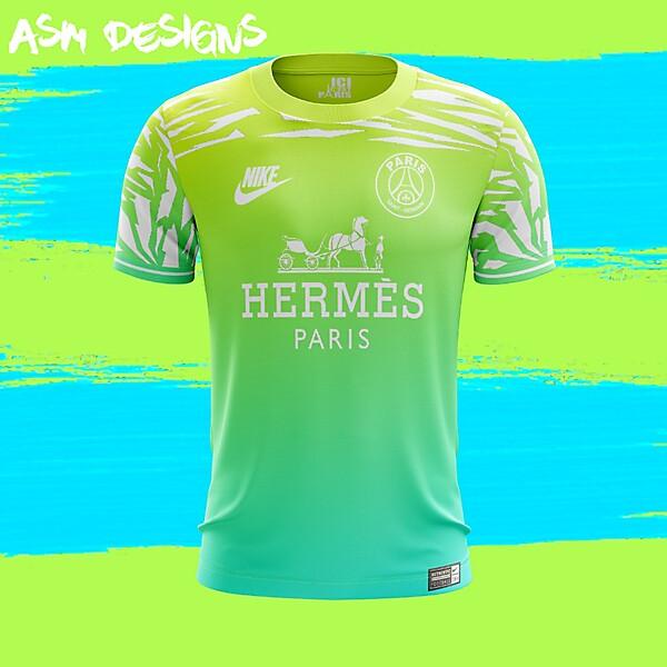 Paris Saint-Germain F.C. Nike 2018 Alternate