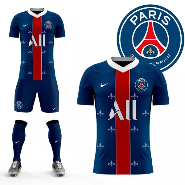 Paris Saint-Germain home kit