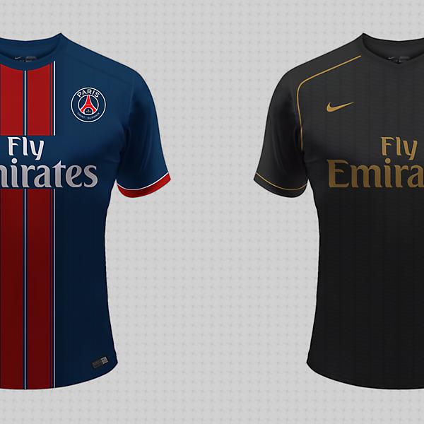 Paris Saint Germain FC   H - A