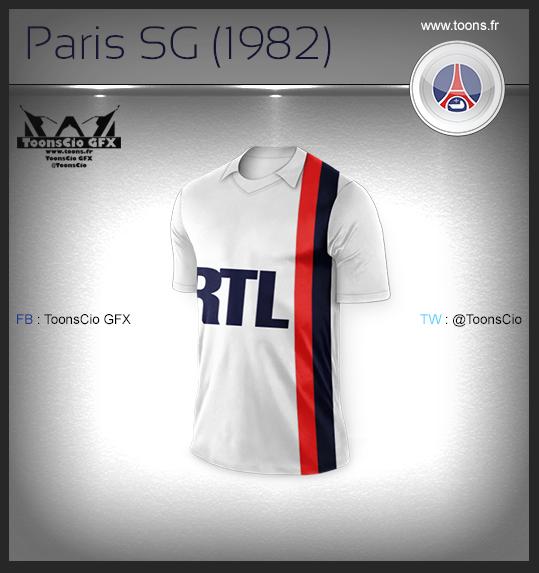 Paris SG 1982