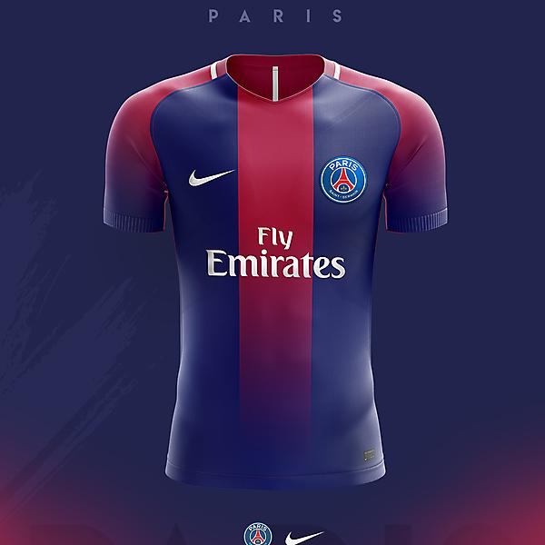 PARIS St. Germain - Home Concept 2018/19