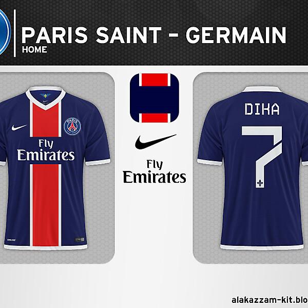 Paris Saint-Germain Home
