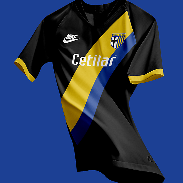 Parma Calcio 1913 X Nike Alternate Kit