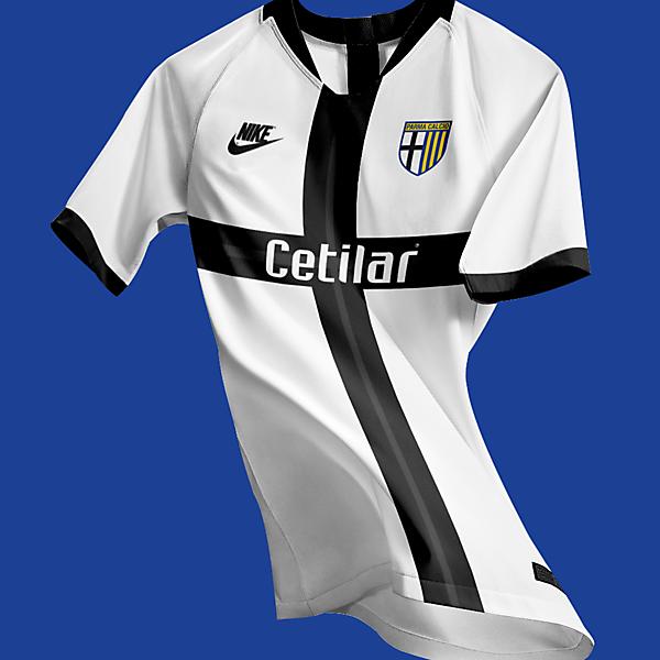 Parma Calcio 1913 X Nike Home Kit