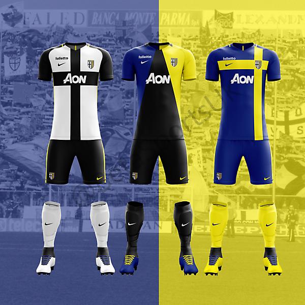 Parma Calcio Concepts