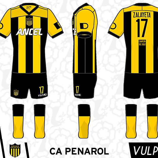 CA Penarol Kits