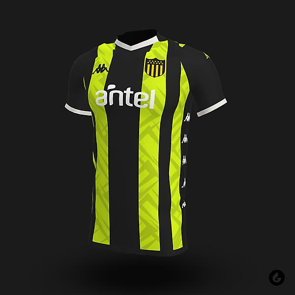 Peñarol x Kappa Concept Kits