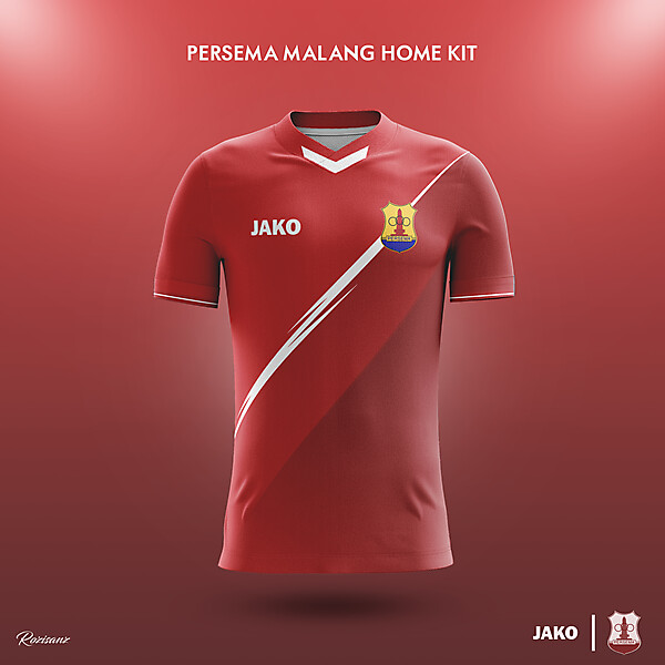 Persema Malang Home Kit