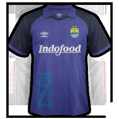 Persib Bandung (Indonesia) Home Kit