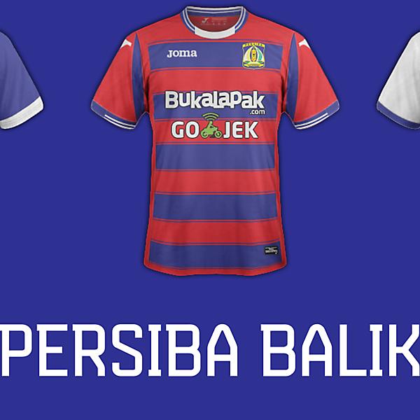 Persiba Balikpapan (Indonesia) Fantasy Kit
