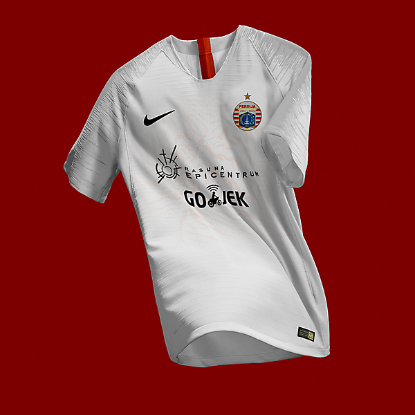 Persija Jakarta Third Concept Kit