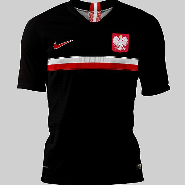 Poland Away Concept Kit