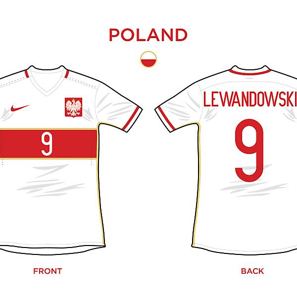 Poland Home / Euro 2016