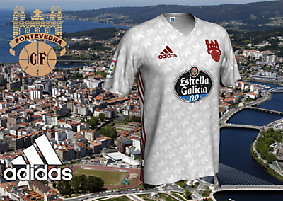 Pontevedra CF third
