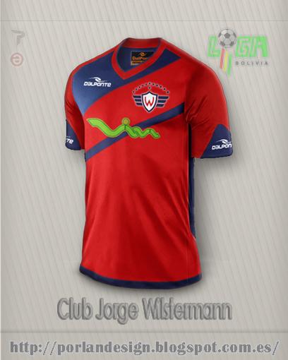 PORLANDESIGN Club Jorge Wilstermann