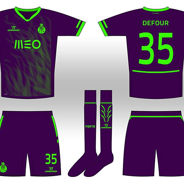 Porto - Away (Alternate)