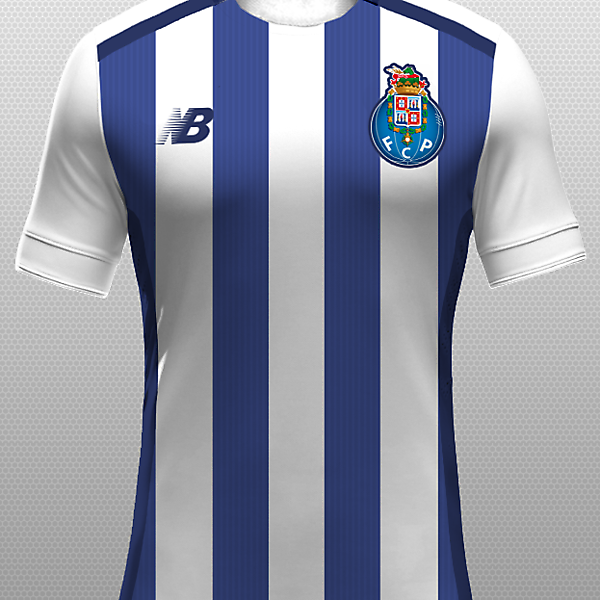 Porto 16-17 Home