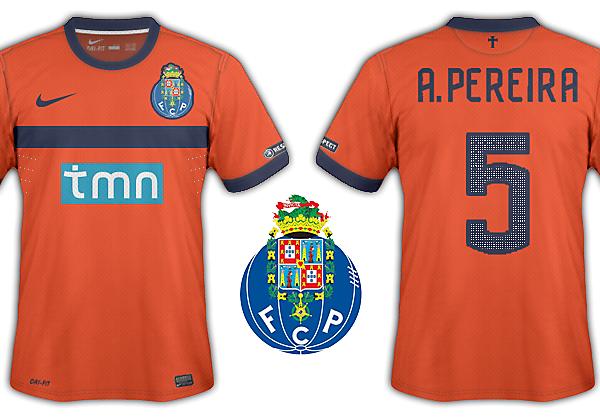 FC Porto kits