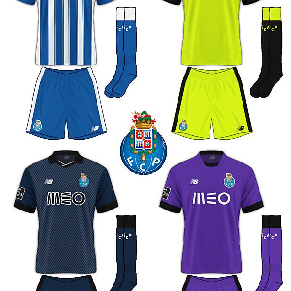 Porto FC New Balance