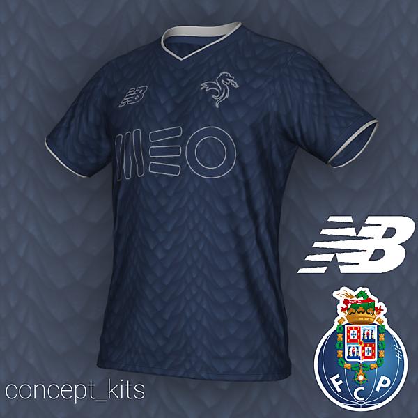 Porto third - The Dragões