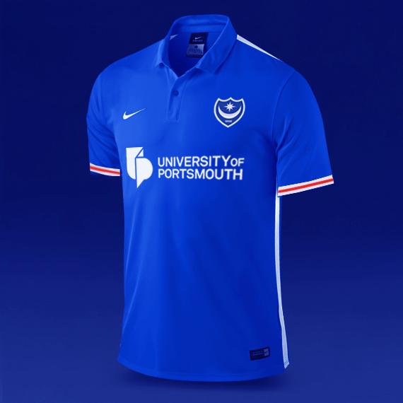 Portsmouth FC Nike Home Kit