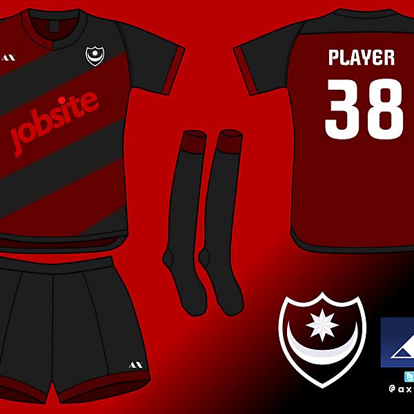 Portsmouth FC third kit