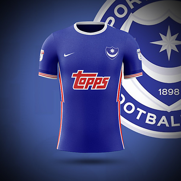 Portsmouth Nike Concept