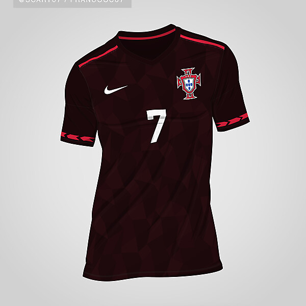 PORTUGAL - AWAY